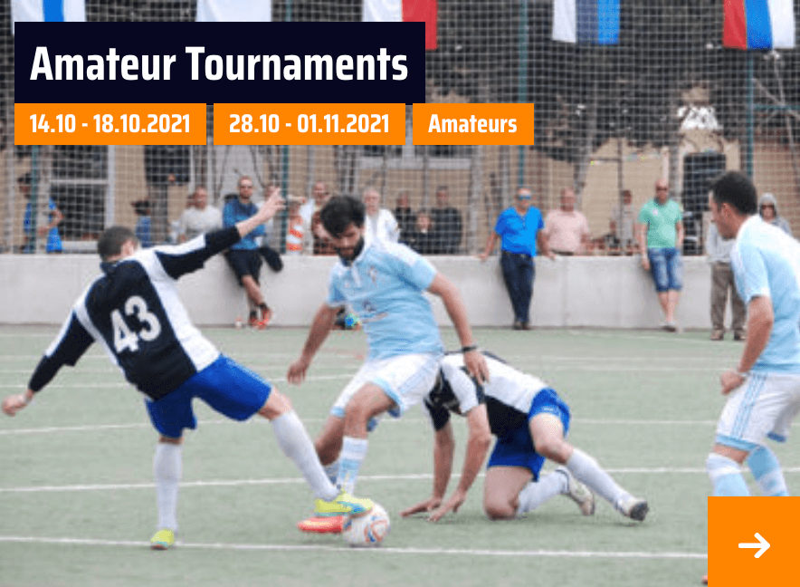 Mallorca Football Tournament (Amateur tournament II)