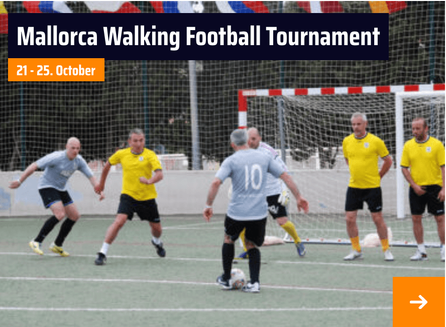 Mallorca Football Tournament (Walking tournament)