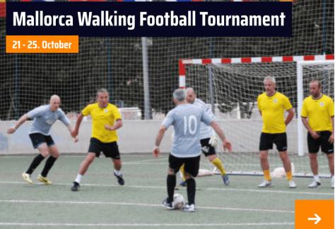 Mallorca Football Tournament (Walking tournament)