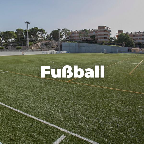 Entrenar y competir en Mallorca en Fútbol. Football pitch in Mallorca, Campos de fútbol en Mallorca