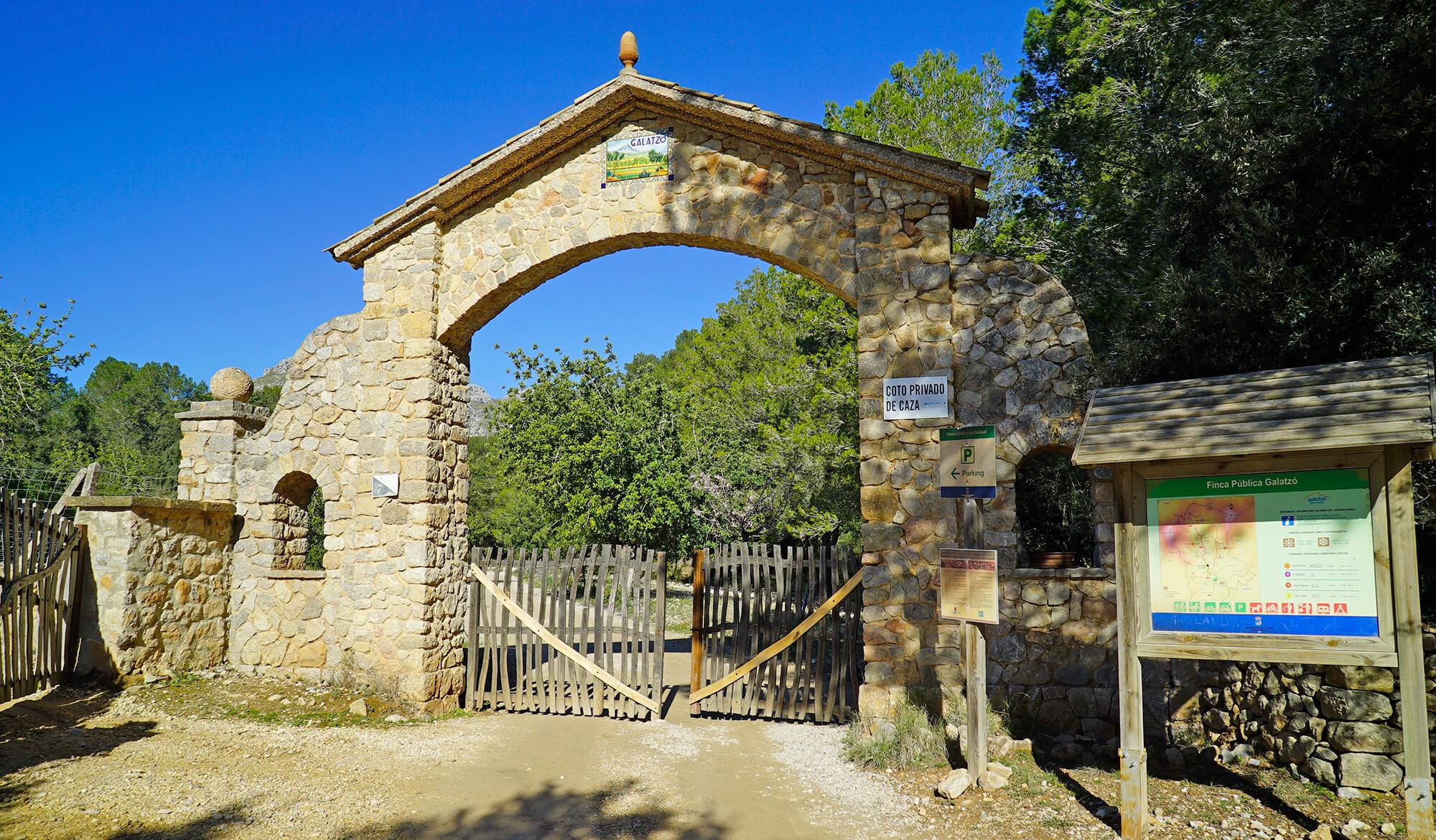 Finca Galatzó - Patrimonio Universal - Visit Calvià