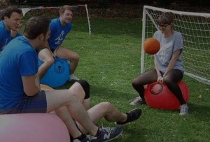 Space Hopper Football
