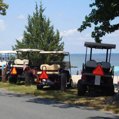 Cart'n for a Cure Golf Cart Poker Run