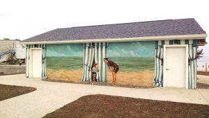 colonial beach street art