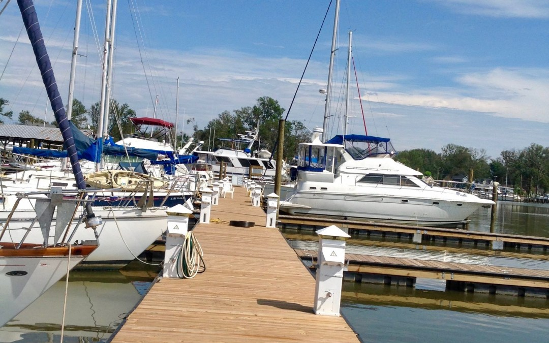Boathouse Marina Grand Re-Opening After Tornado-like Winds