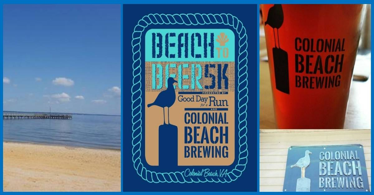 Colonial Beach events: 5k