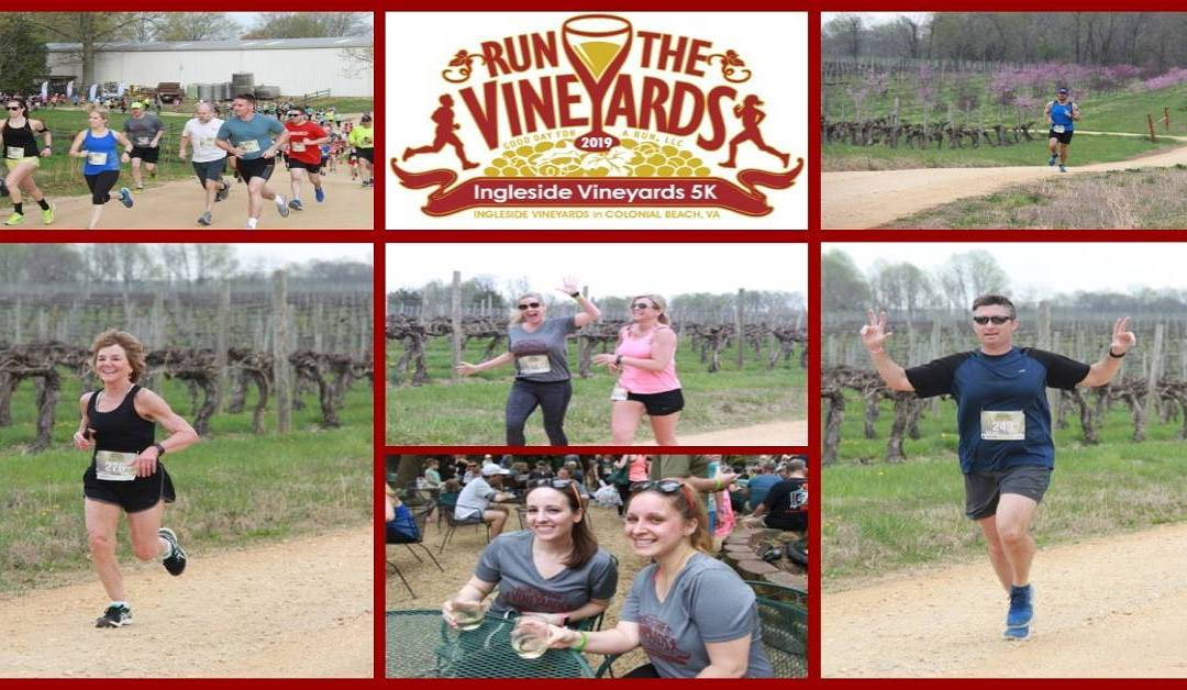 Run the Vineyards – Ingleside 5K & 10k
