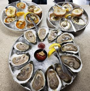 Oyster Crawl hosted by Chesapeake Bay Wine Trail