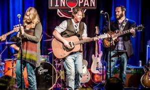 Live music at Ingleside Winery during Chesapeake Bay Wine Trail's Spring Oyster Fest