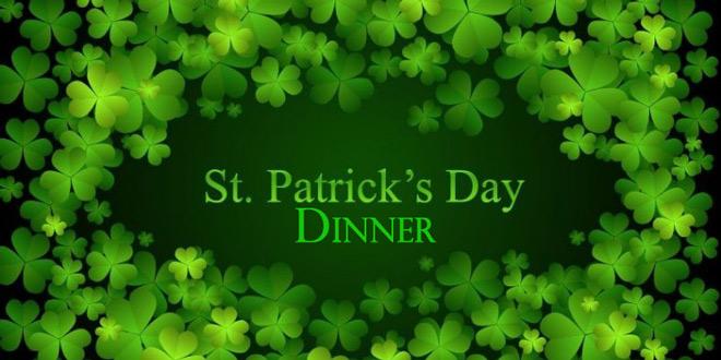 St Patrick's Day & American Legion Birthday Party