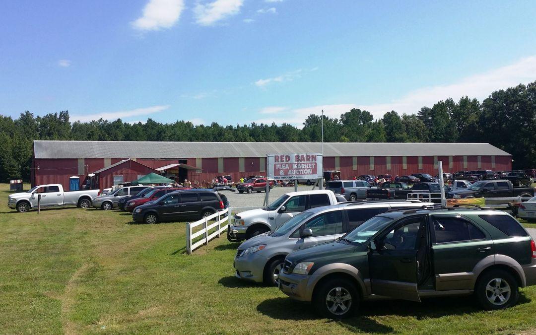 Big Outdoor Yard Sale