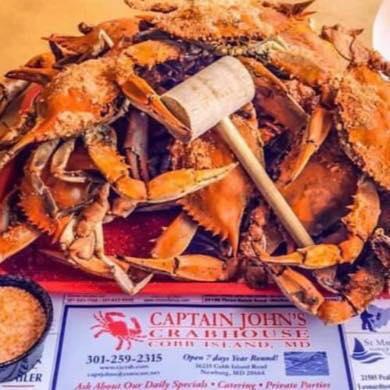 Crab Cruise