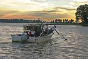 Potomac River watermen
