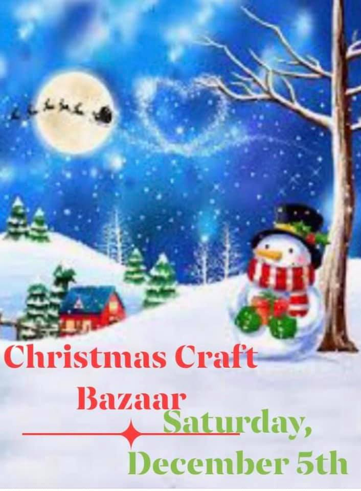 christmas bazaar colonial beach