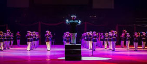 Quantico Marine Corps Band Holiday Concert