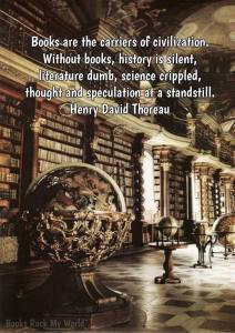 BookAreCarriers