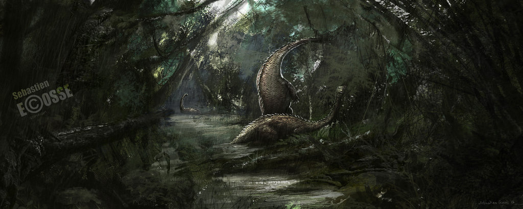 Mokele Mbembe — Africa's Last Dinosaur? | CryptoVille©