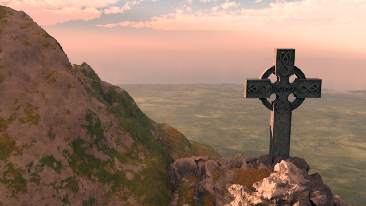 Mystery Of The Celtic Cross 25-31