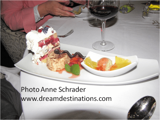 Chef's Table Desserts--Awesome!