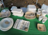 Biodegradable food containers