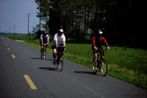 Blackwater National Wildlife Refuge Cycling Loops
