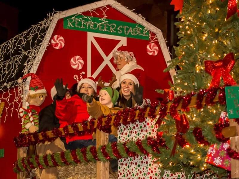 Cambridge Dorchester Christmas Parade