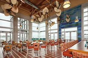 Dorchester Waterfront Dining