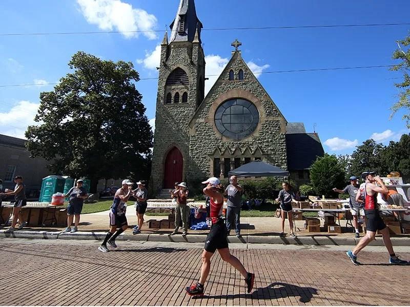 IRONMAN Maryland triathlon in Dorchester County, MD