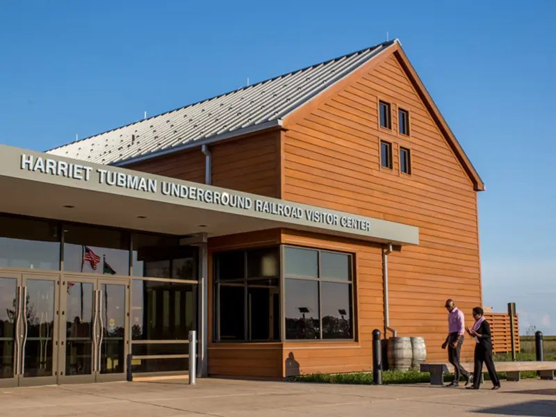 Harriet Tubman Underground Railroad Visitor Center