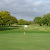 the green at emporia golf course