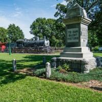 freemont park veterans marker