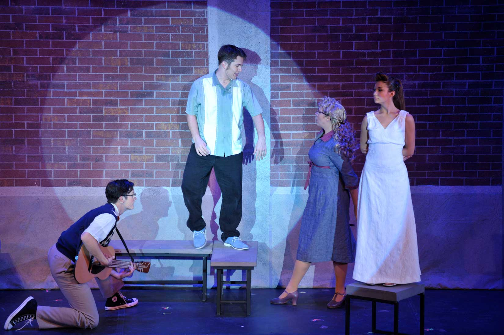 theatre show at emporia state university