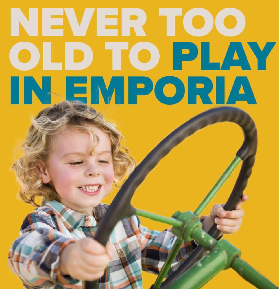 Emporia CVB Tractor kid