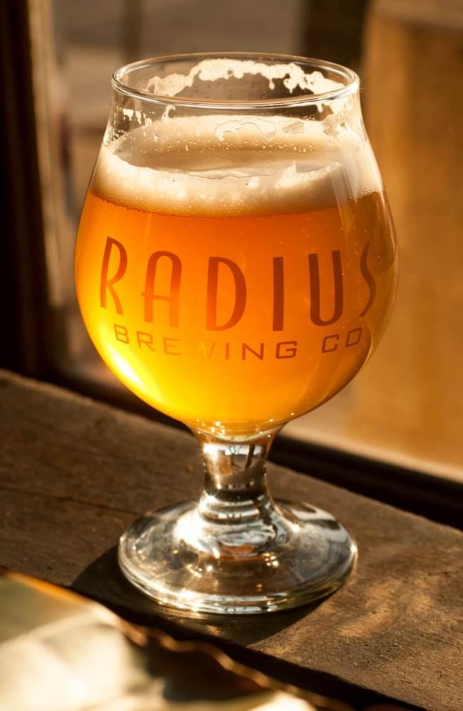 Radius Beer in Globe