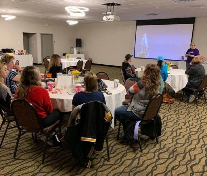 2020 Kansas Miss Amazing Workshop