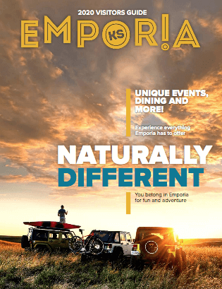 Emporia Visitors Guide cover