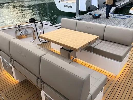 Une balade en bateau a Cannes