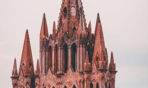 San Miguel de Allende, patrimoine culturel de l'Humanité