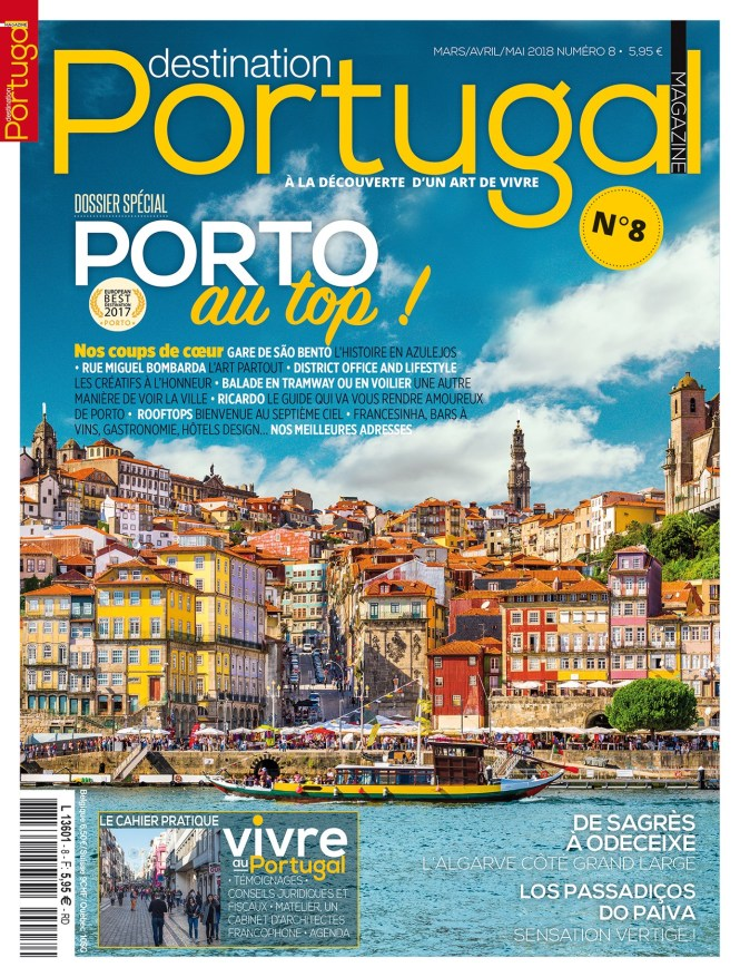 Destination Portugal sur Porto