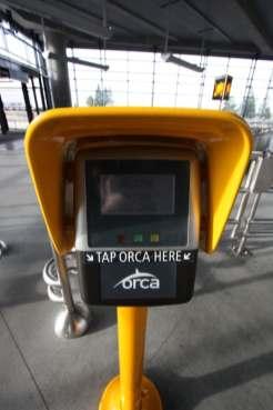 Como usar ORCA Card em Seattle -