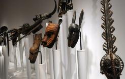 Museu de Arte de Seattle: máscaras africanas