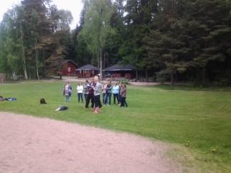 Ison Vasikkasaaren toimintakenttä. Kuva: Vesa Gran / Visit Espoo