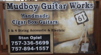 mudboy guitar works