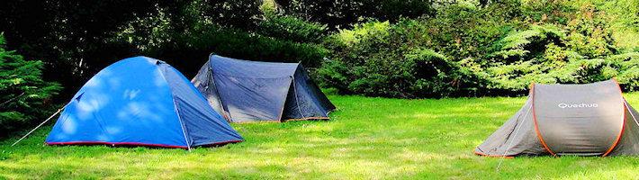 Caravan and Camping in Fanad