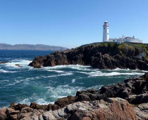 Anton's Cottage - short drive to Fanad Lighthouse