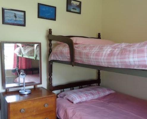 Bunk bedroom in Cosy Nook