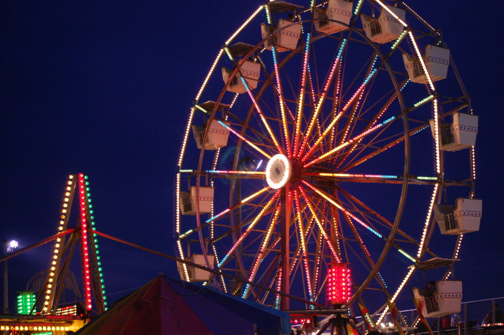 Hancock County Fairgrounds Visit Findlay