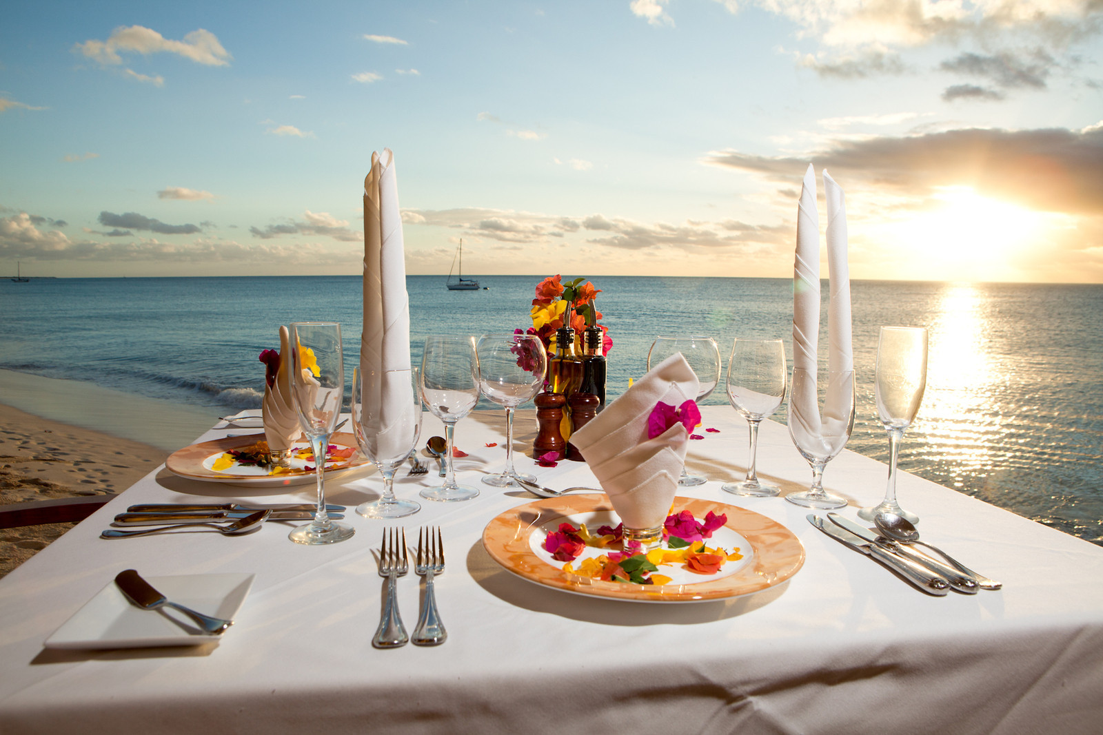 Romantic Dining For Valentines Day On Fort Myers Beach