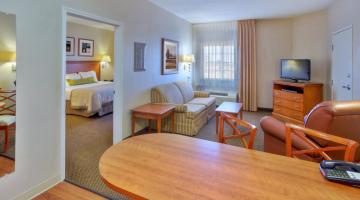 Great For Extended Stays