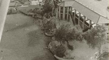 Comanche Springs Pool & Pavilion, 1938